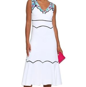 Emilio Pucci midi dress size 4 (40 IT) BNWT